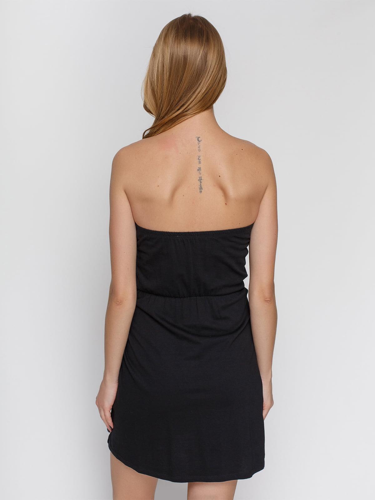 Платье черное | 4632649 | фото 2
