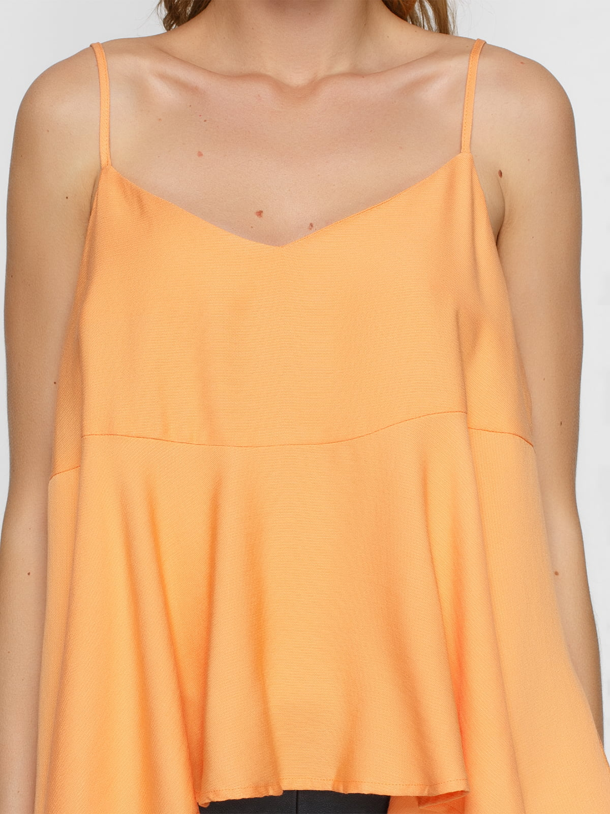 Майка оранжевая | 4625151 | фото 3