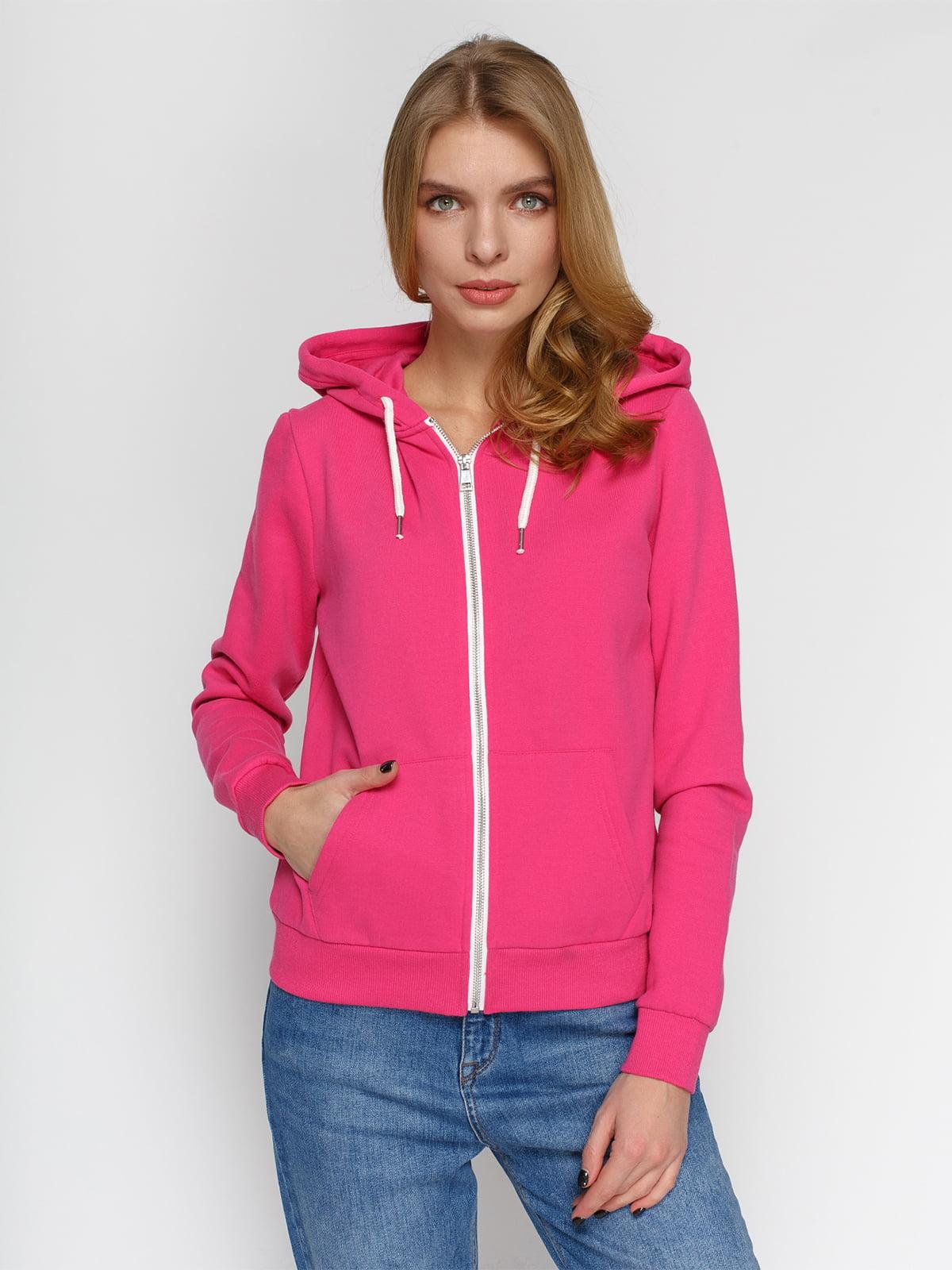 Толстовка розовая   4550749