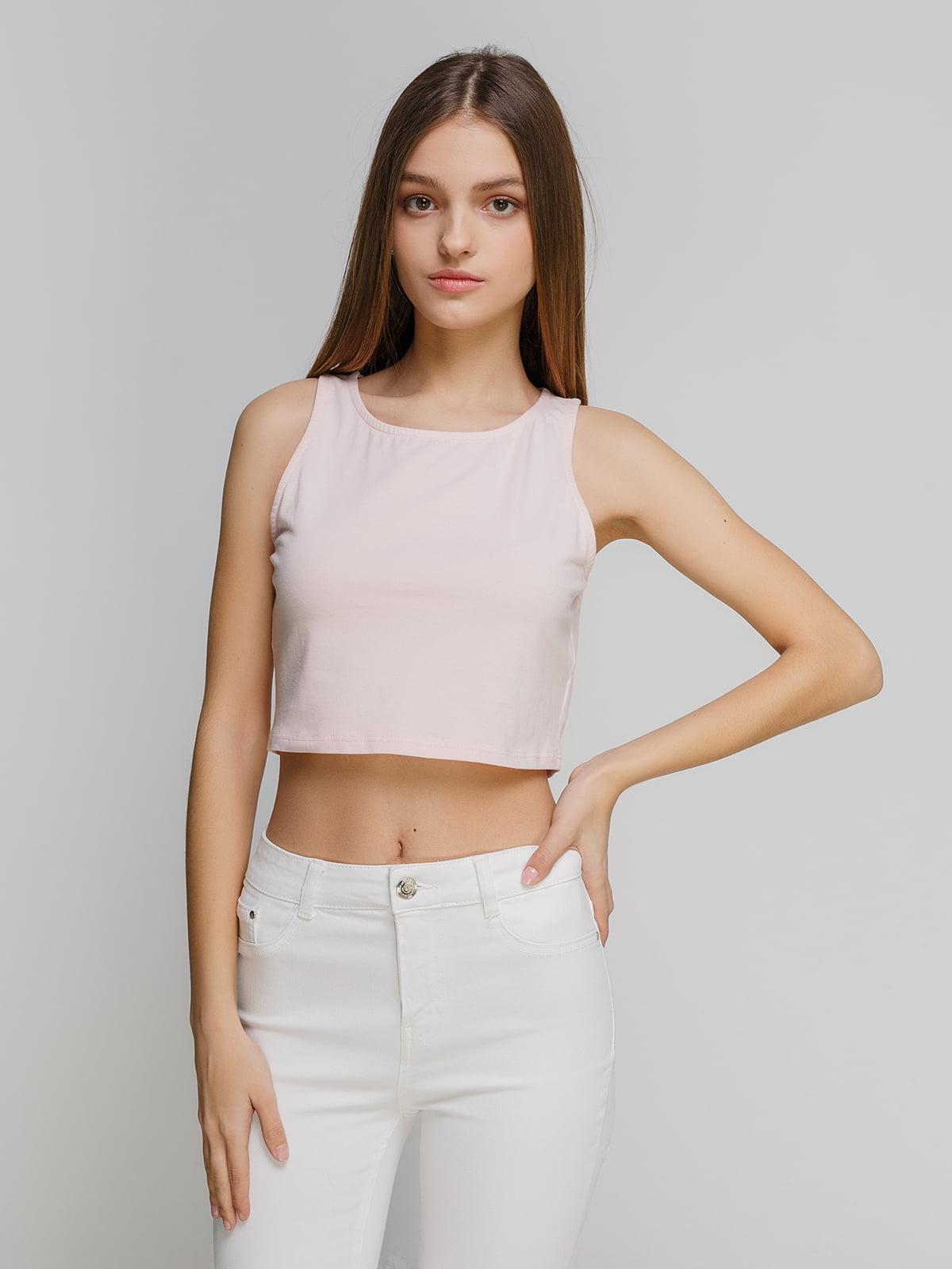 Топ рожевий | 4543611
