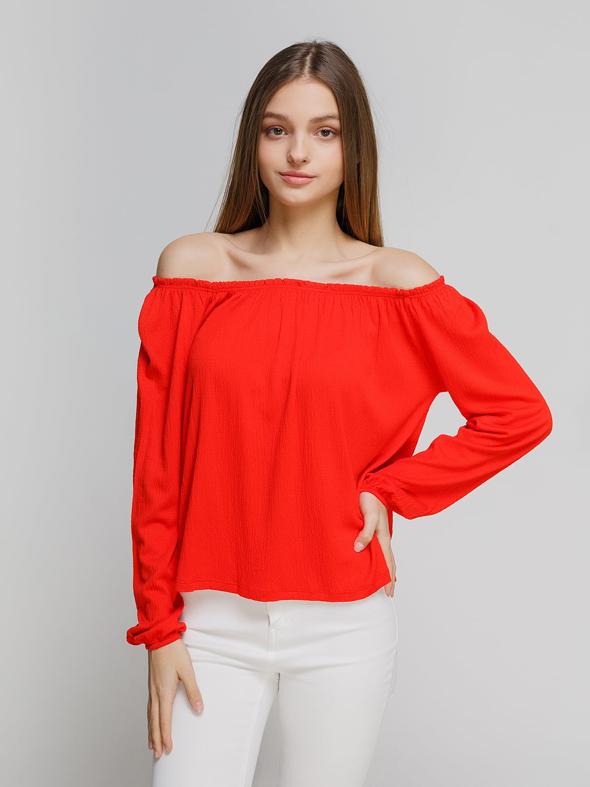 Блуза коралова   4545863