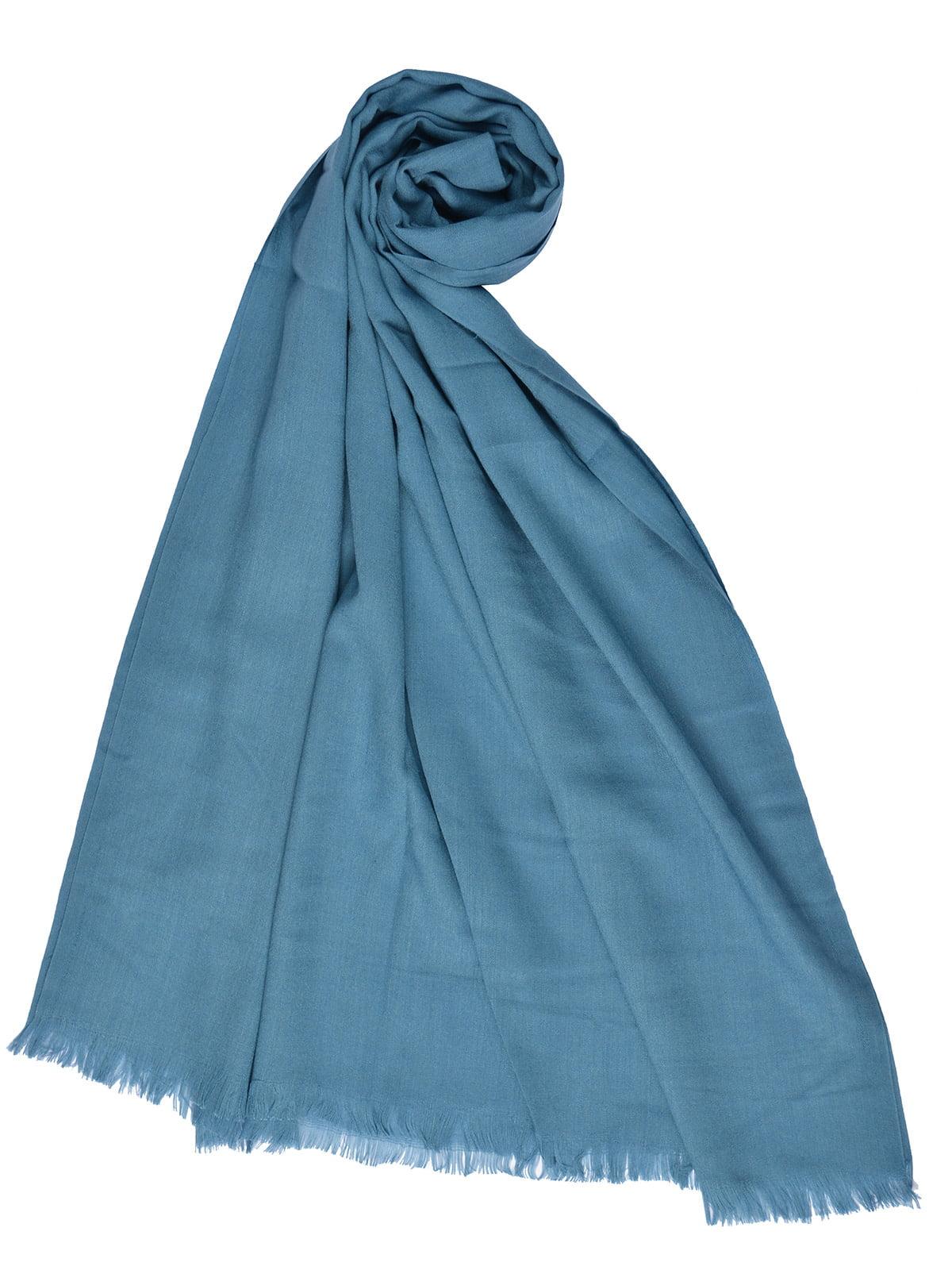 Палантин синий   4875251