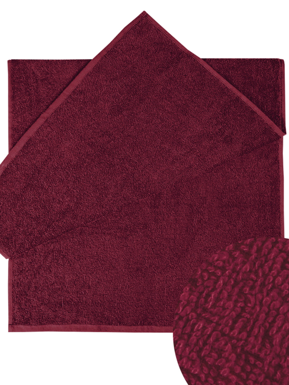 Полотенце махровое (50х90 см)   4874940