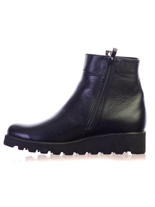 Ботинки черные | 4798122 | фото 4
