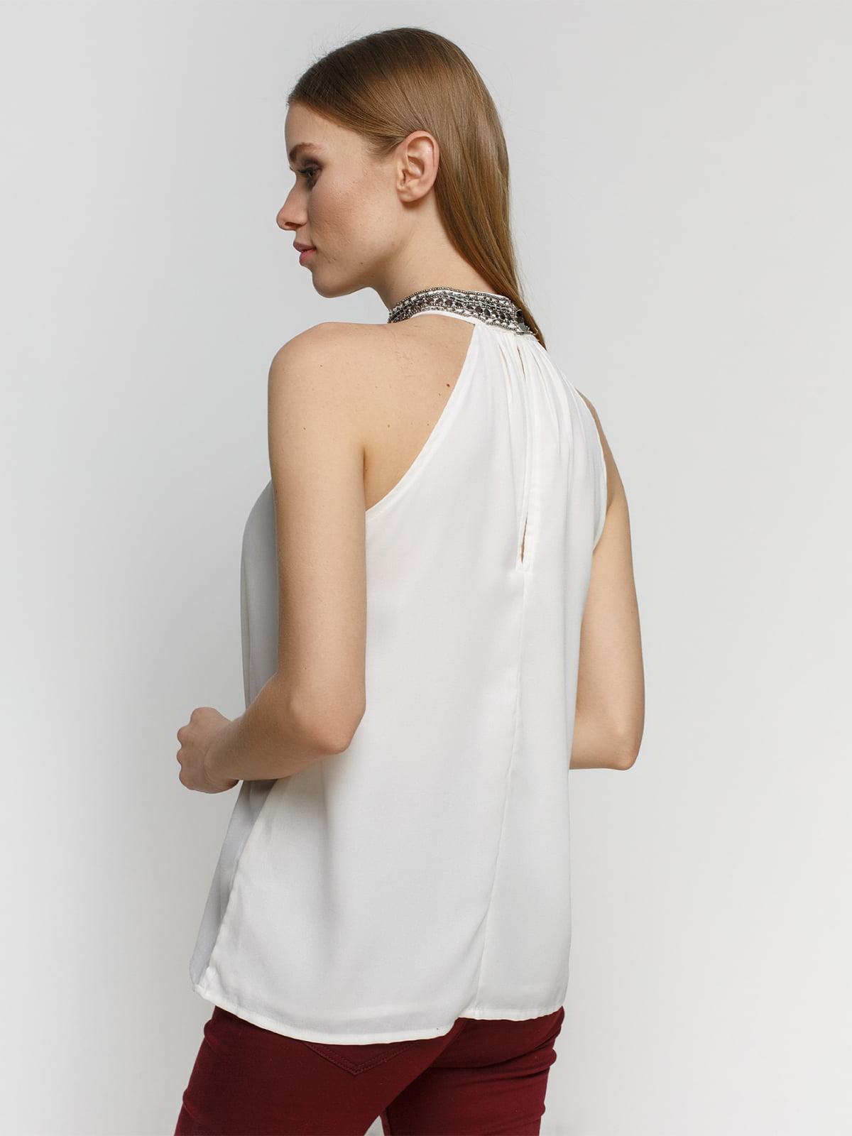 Блуза белая | 4629574 | фото 2