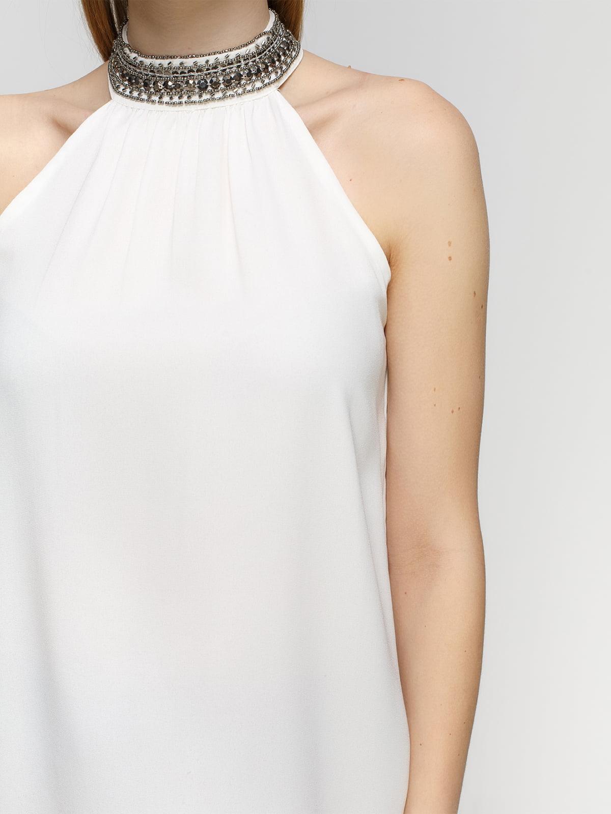 Блуза белая | 4629574 | фото 3