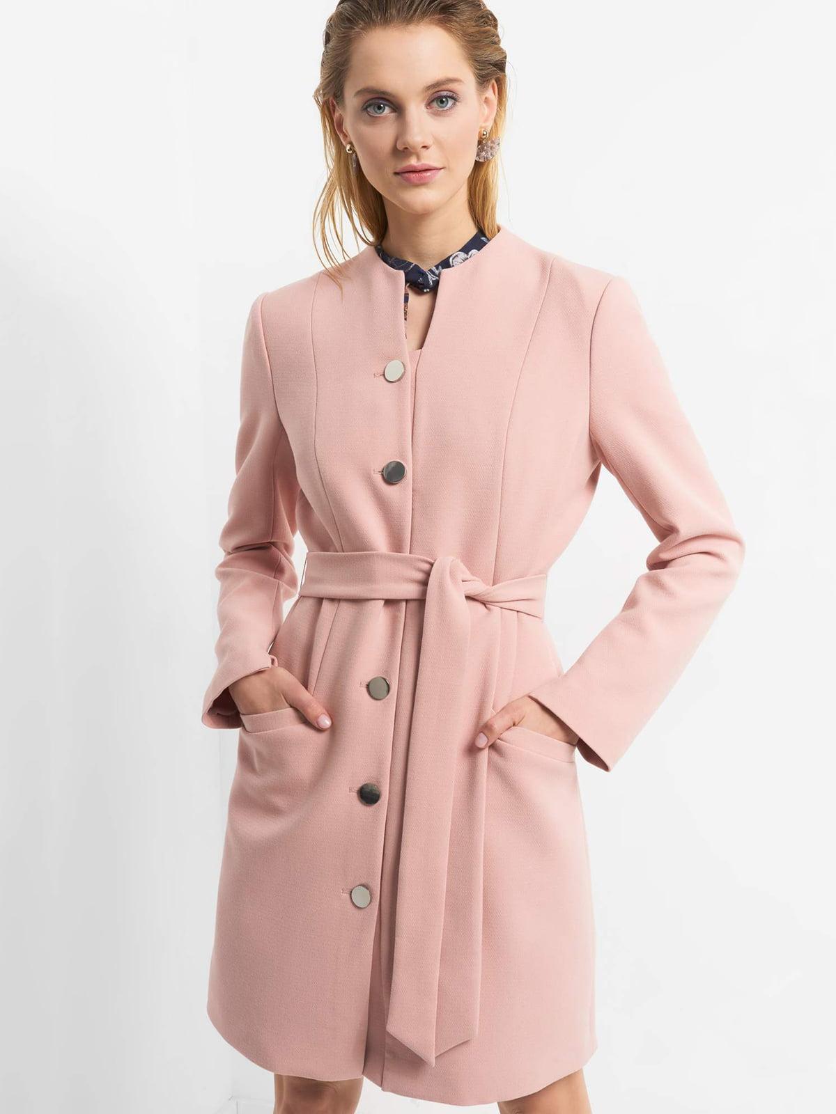 Пальто рожеве   4855998   фото 4