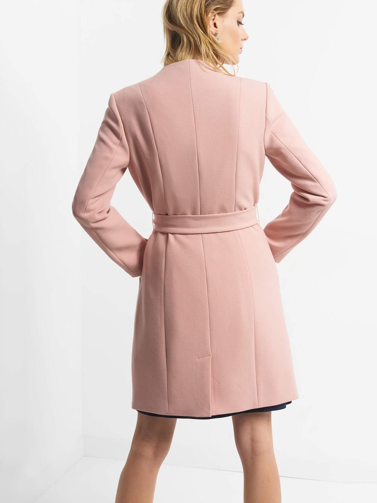 Пальто рожеве   4855998   фото 5