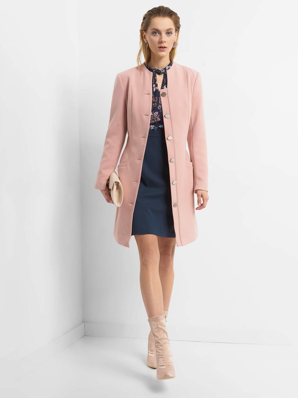 Пальто рожеве   4855998   фото 7