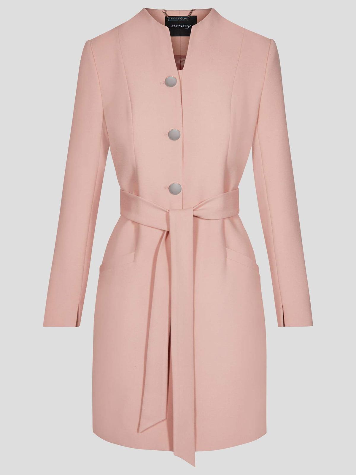 Пальто рожеве   4855998   фото 8