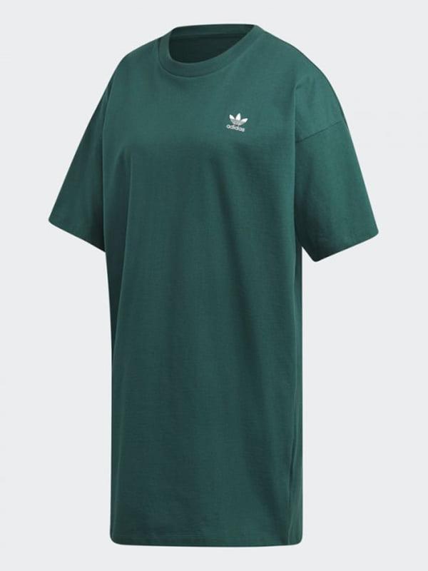 Платье зеленое | 4863190