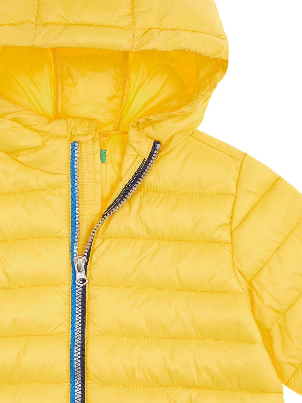 Куртка желтая   4864540   фото 2