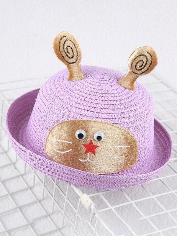 Шляпа сиреневая | 4856104