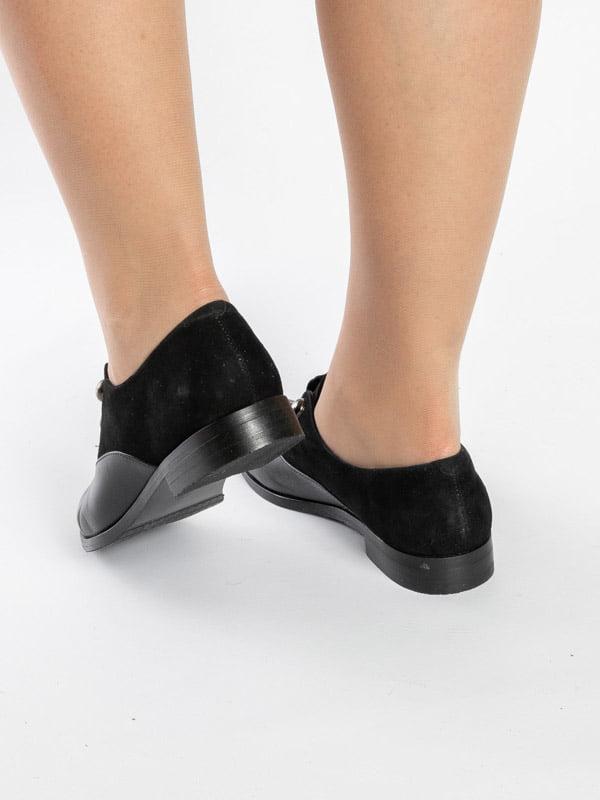 Туфли черные | 4872569 | фото 2