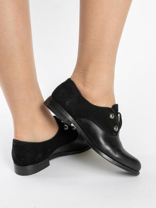 Туфли черные | 4872569 | фото 3