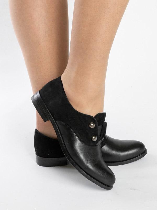 Туфли черные | 4872569 | фото 4