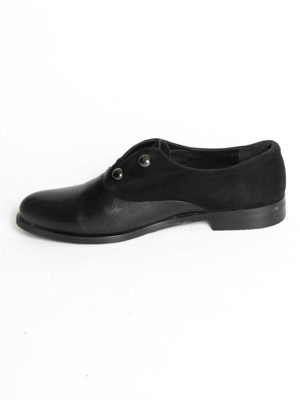 Туфли черные | 4872569 | фото 5