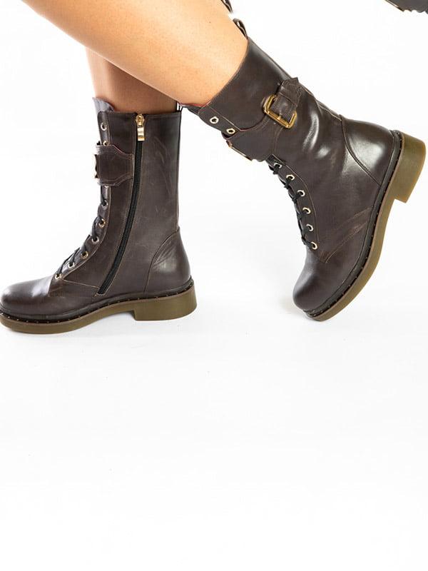 Ботинки коричневые | 4872575