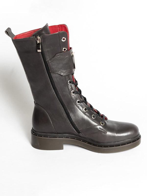 Ботинки коричневые | 4872575 | фото 5