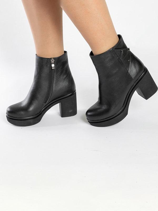 Ботинки черные   4872578   фото 2