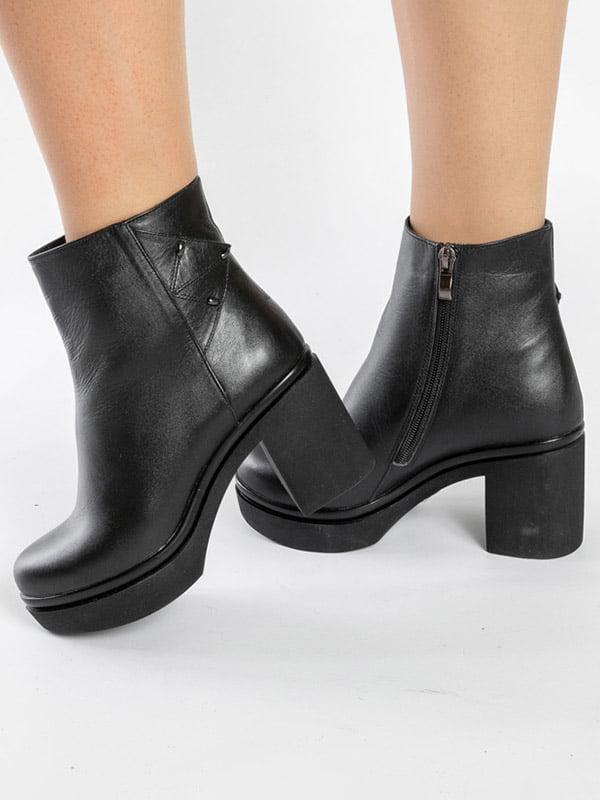 Ботинки черные   4872578   фото 3