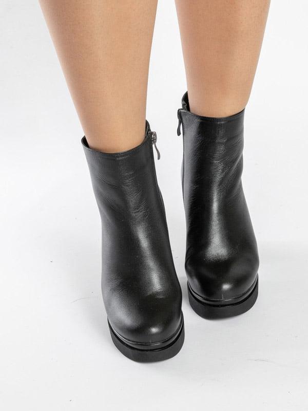 Ботинки черные   4872578   фото 4