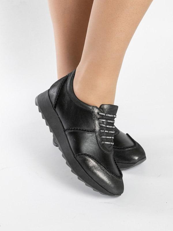 Кроссовки черные | 4872579 | фото 3