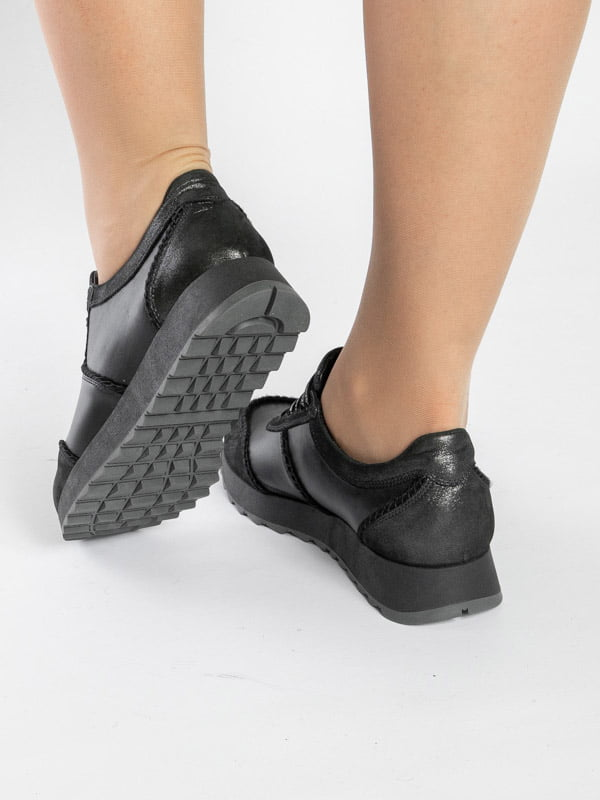Кроссовки черные | 4872579 | фото 4