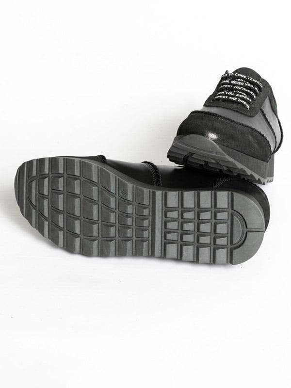 Кроссовки черные | 4872579 | фото 7
