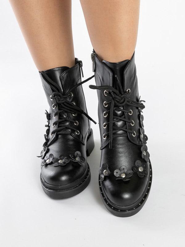Ботинки черные   4872580   фото 2