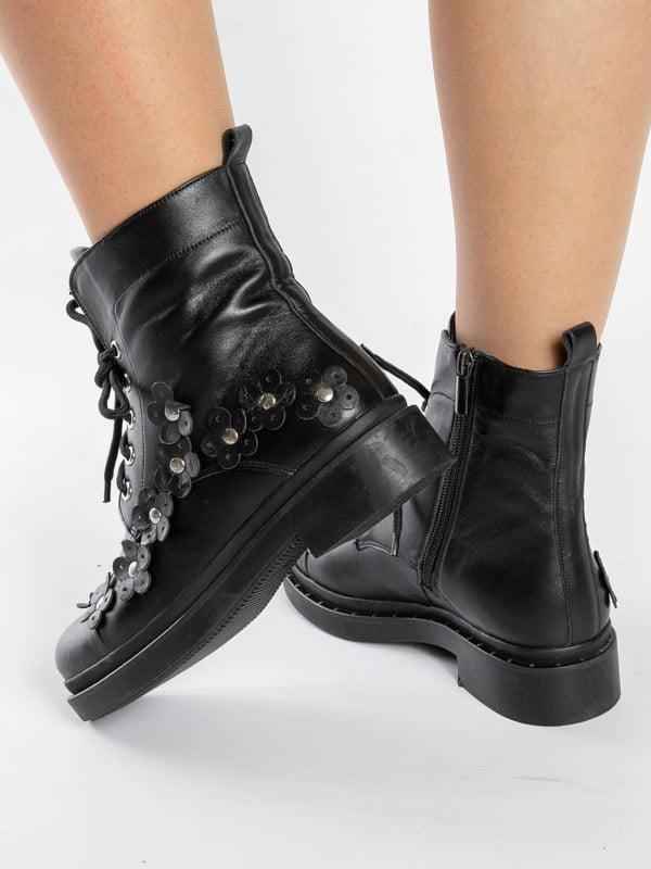 Ботинки черные   4872580   фото 3