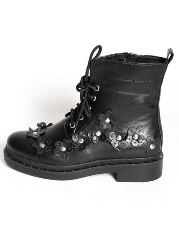 Ботинки черные   4872580   фото 5