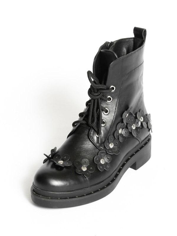 Ботинки черные   4872580   фото 6