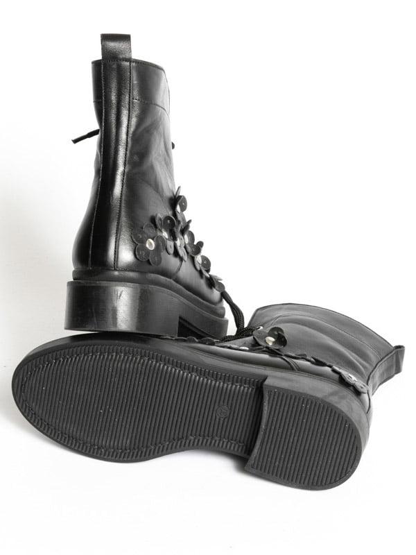 Ботинки черные   4872580   фото 7