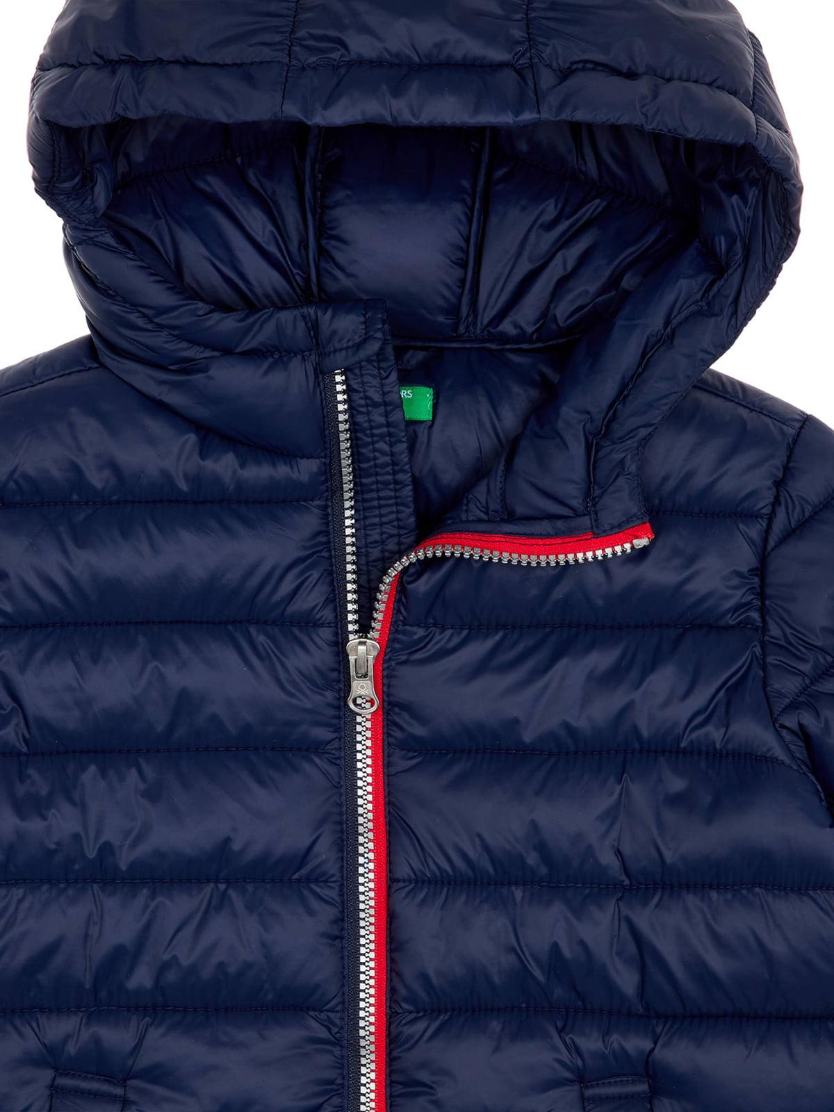 Куртка синяя | 4864541 | фото 5
