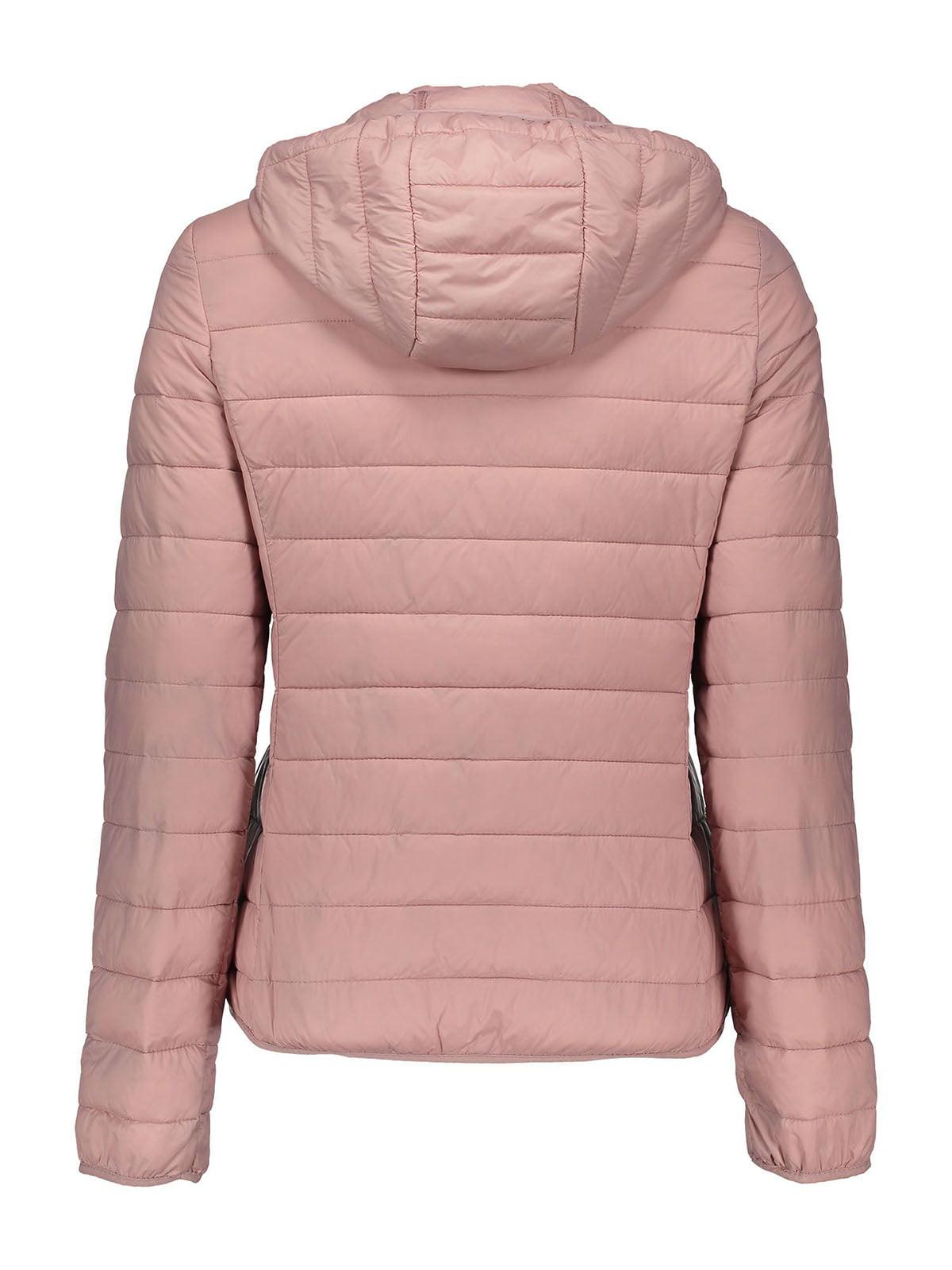 Куртка розовая   4874479   фото 2
