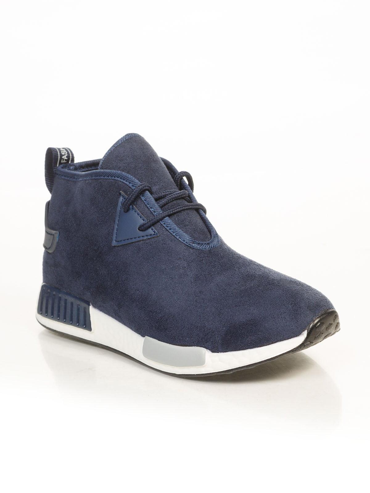Кроссовки синие | 4879736