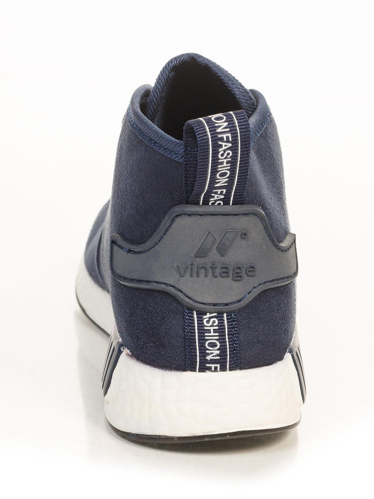 Кроссовки синие | 4879736 | фото 3