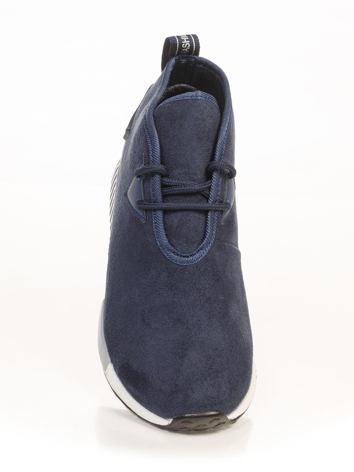 Кроссовки синие | 4879736 | фото 4
