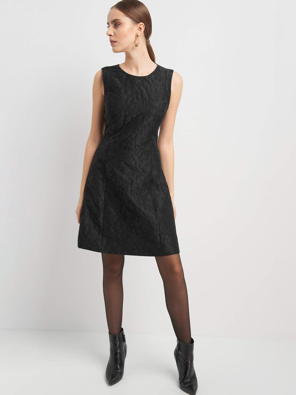 Платье черное | 4876412