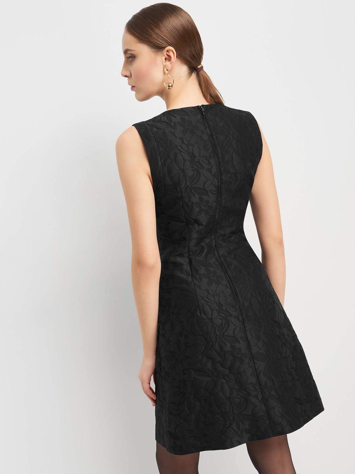 Платье черное | 4876412 | фото 2