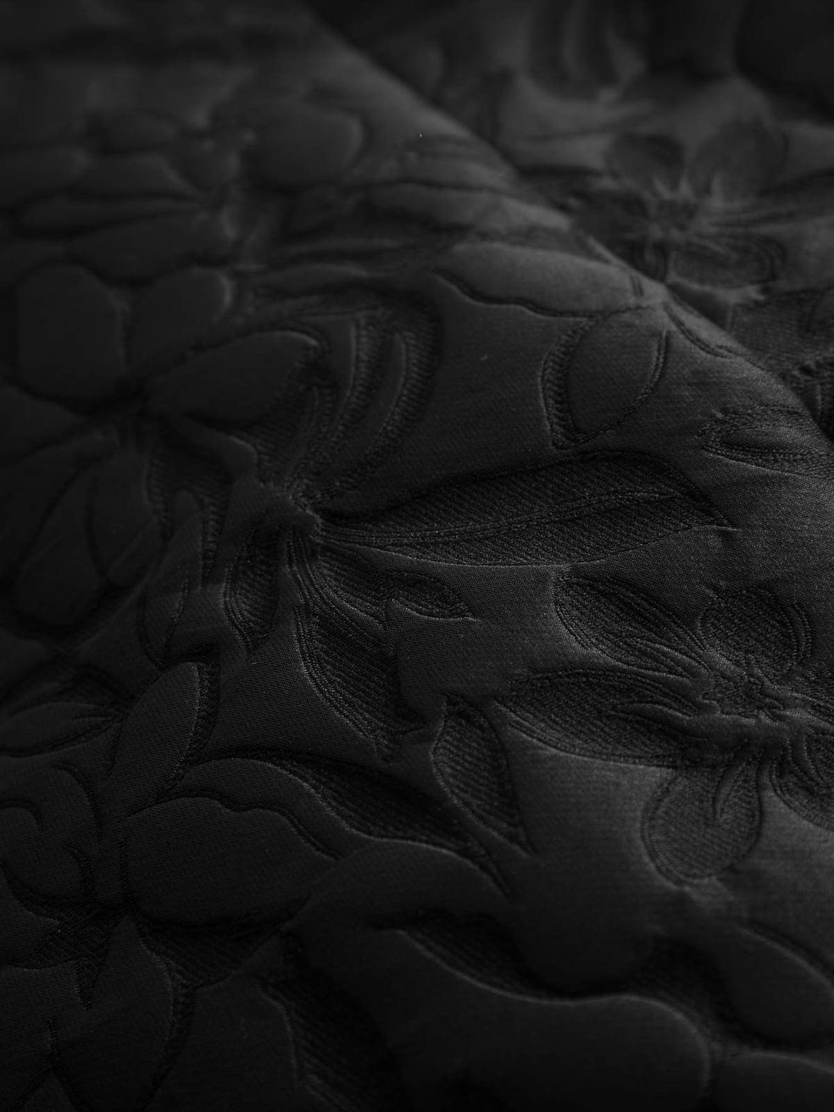 Платье черное | 4876412 | фото 3