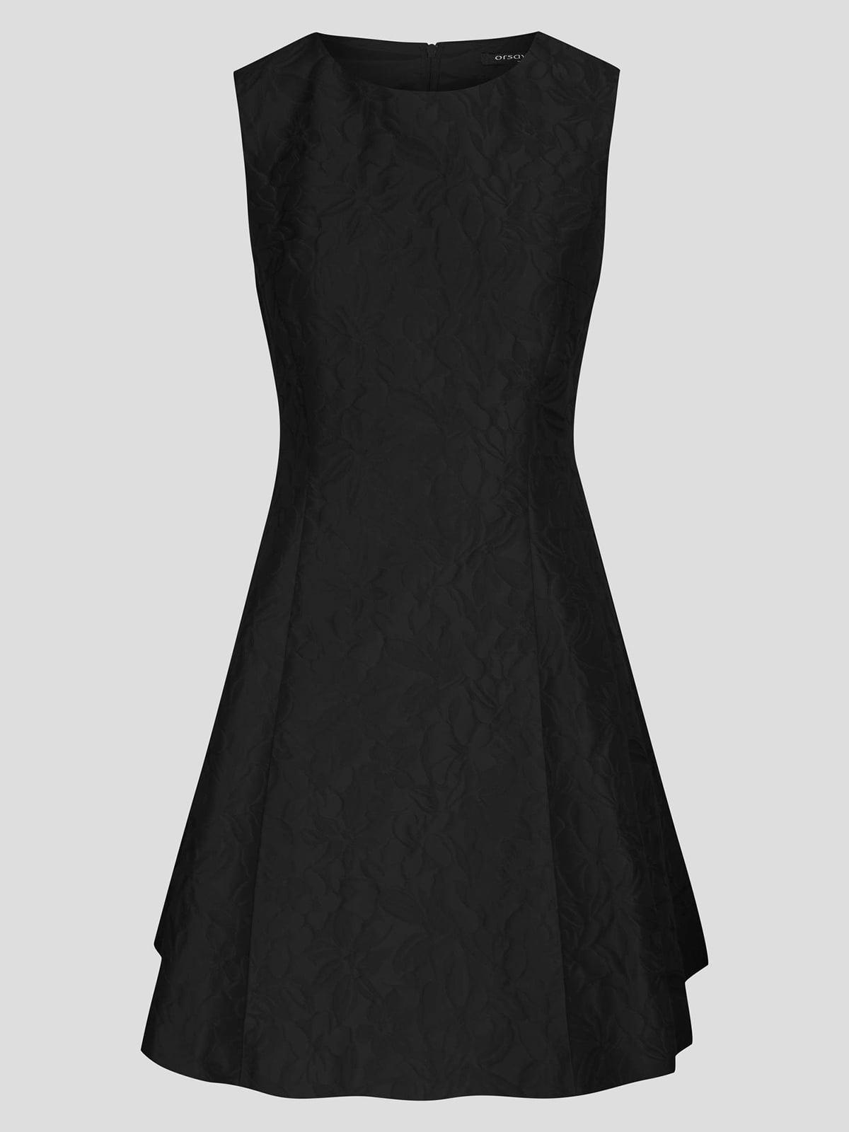 Платье черное | 4876412 | фото 5
