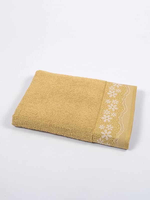 Полотенце махровое (70х140 см) | 4879816