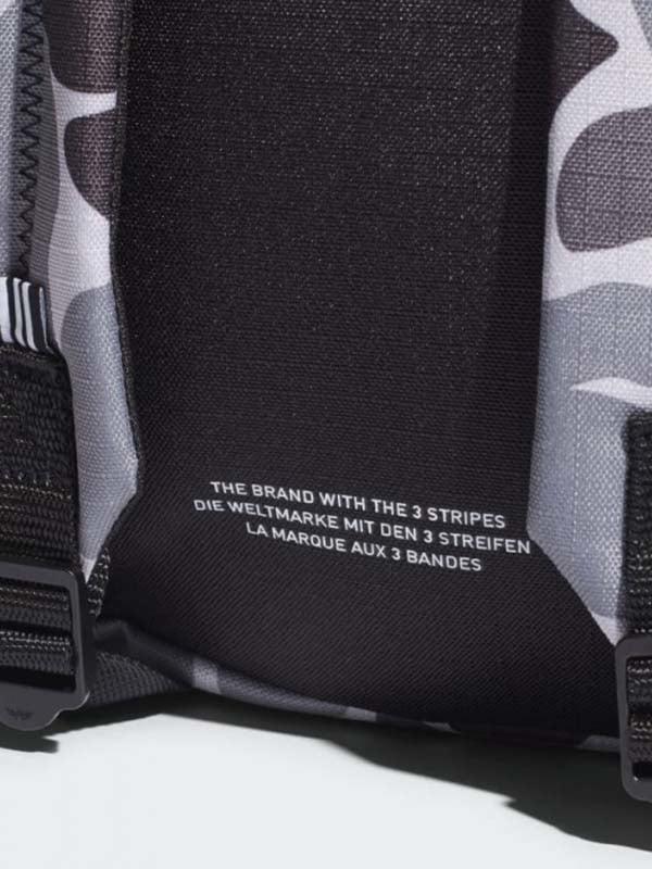 Рюкзак в камуфляжный принт | 4871257 | фото 2