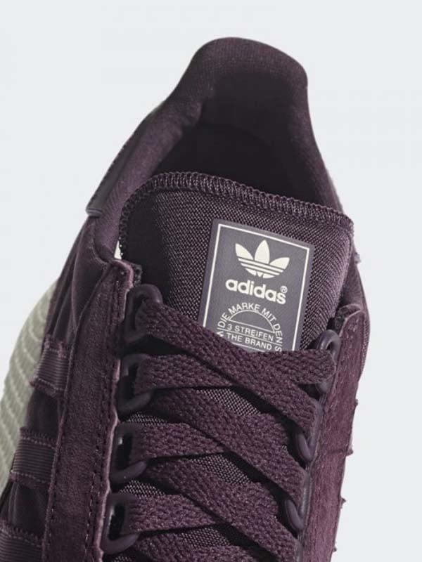 Кроссовки фиолетовые | 4879305