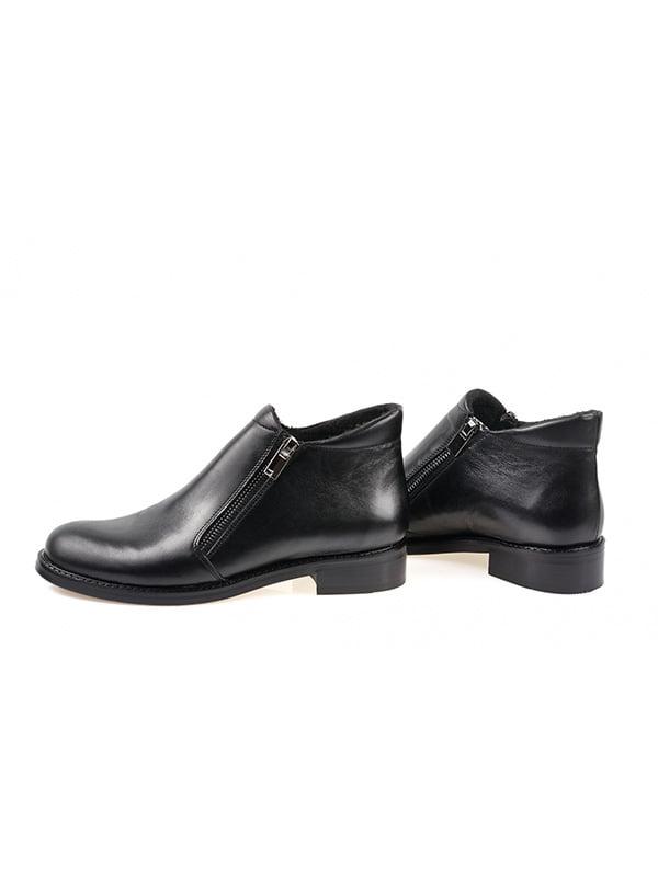 Ботинки черные | 4201516 | фото 2