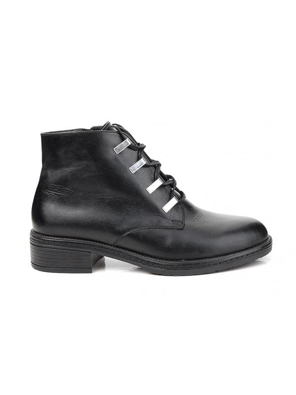 Ботинки черные | 4879343 | фото 3