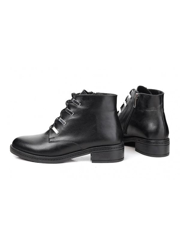 Ботинки черные | 4879343 | фото 2