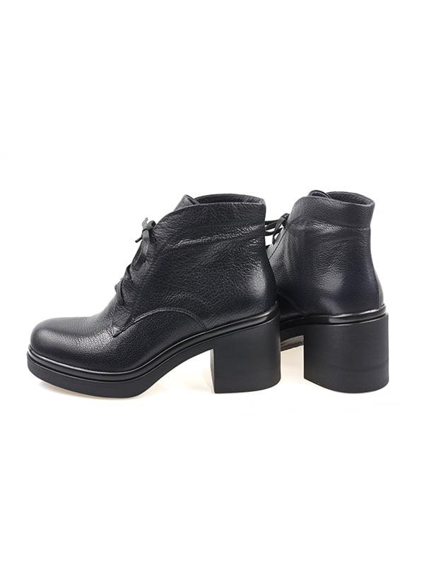Ботинки черные | 4879384 | фото 2